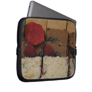 Assorted Desserts Computer Sleeve