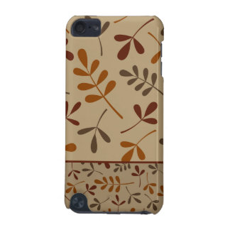 Assorted Fall Leaves Design II iPod Touch (5th Generation) Case