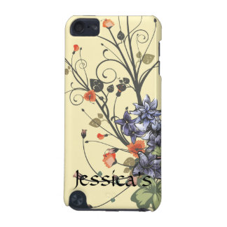 Assorted Flowers iPod Touch (5th Generation) Cover