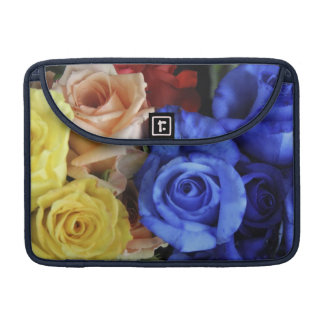 Assorted fresh rose bouquets sleeves for MacBooks