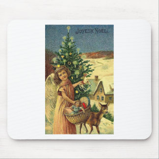 ASSORTED INTERNATIONS CHRISTMAS GREETINGS MOUSE PAD