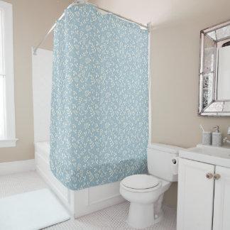 Leaf Design Shower Curtains | Zazzle