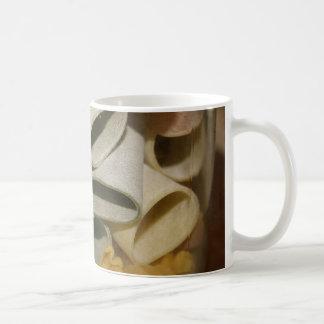 Assorted Pasta Shapes Mug
