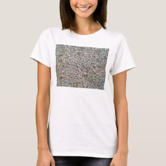 Assorted Rocky Surface Texture T-Shirt