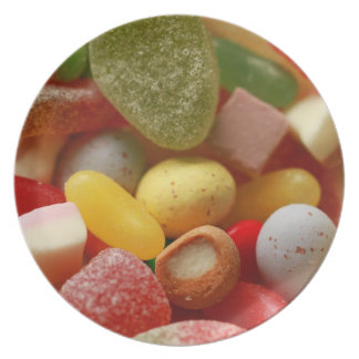 Assorted Sweets Plate