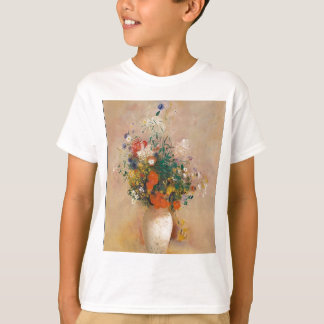 Assortion of Flowers in Vase T-Shirt