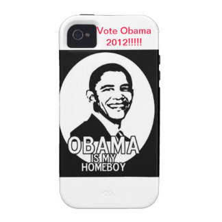 Assortment for Obama is my homeboy Case-Mate iPhone 4 Case