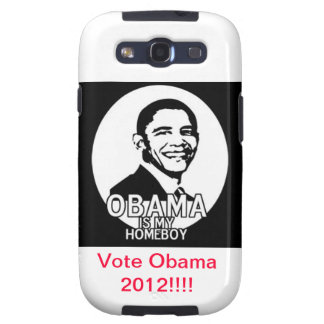 Assortment for Obama is my homeboy Samsung Galaxy SIII Cases