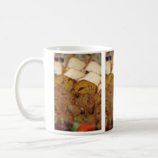 Assortment of Breakfast Breads and Cakes Coffee Mug