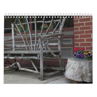 Assortment of Flowers Calendar
