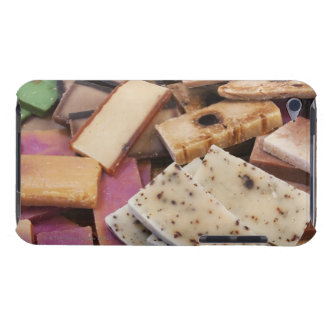 Assortment of organic handmade soaps barely there iPod cases