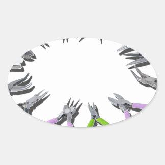 AssortmentofPliers061315.png Oval Sticker