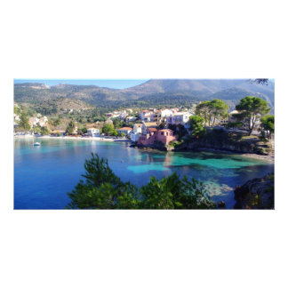 Assos - Kefalonia Photo Card