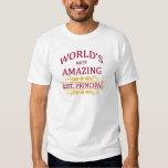 Asst. Principal Shirts