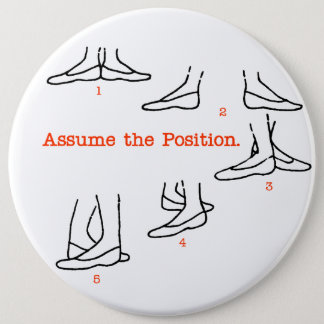 Assume the Position Ballet Gifts Button