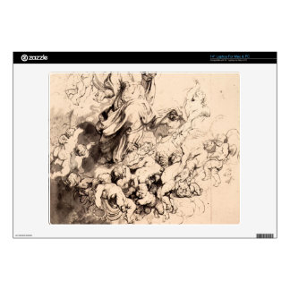 """Assumption of Mary by Paul Rubens 14"""" Laptop Skin"""