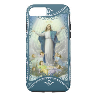 Assumption of the Blessed Virgin Mary Angels iPhone 8/7 Case