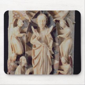 Assumption of the Virgin (alabaster) Mouse Pads