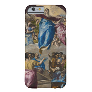 Assumption of the Virgin by El Greco Barely There iPhone 6 Case