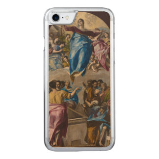Assumption of the Virgin by El Greco Carved iPhone 7 Case
