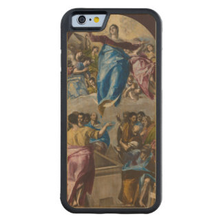 Assumption of the Virgin by El Greco Carved Maple iPhone 6 Bumper Case