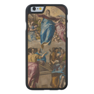 Assumption of the Virgin by El Greco Carved® Maple iPhone 6 Slim Case