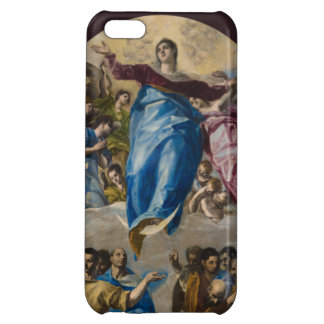 Assumption of the Virgin by El Greco iPhone 5C Cases