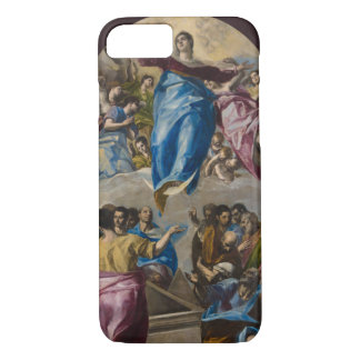 Assumption of the Virgin by El Greco iPhone 7 Case