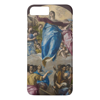 Assumption of the Virgin by El Greco iPhone 7 Plus Case