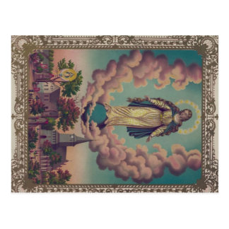 Assumption of the Virgin Mary Postcard