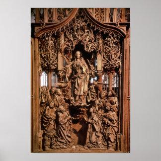 Assumption of the Virgin Poster