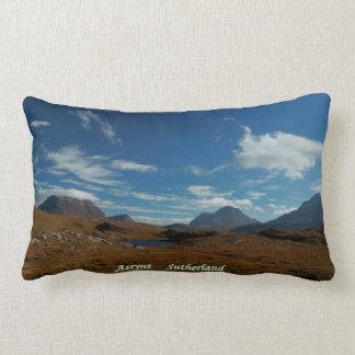 Assynt Sutherland Throw Pillows
