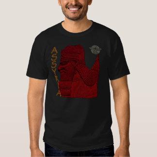Assyria - rojo camisas