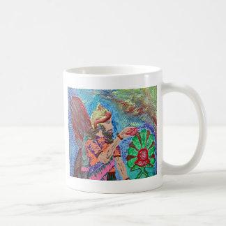 Assyrian Angel Coffee Mugs