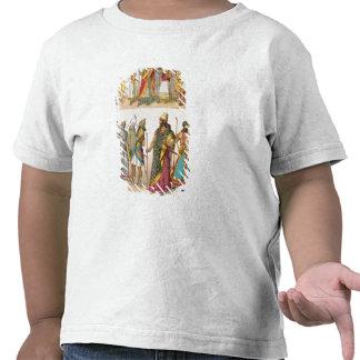 Assyrian Dress, from 'Trachten der Voelker', 1864 Tee Shirts