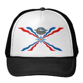 assyrian-Flag Trucker Hat