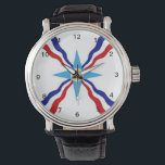 """Assyrian Flag watch 2<br><div class=""""desc"""">Available In Different Designs and colors</div>"""