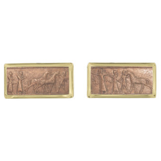 Assyrian Gate Cufflinks