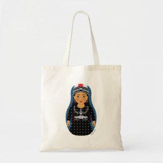Assyrian Girl Matryoshka Bag