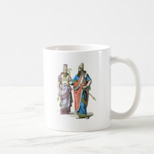 Assyrian High Priest and King Coffee Mug
