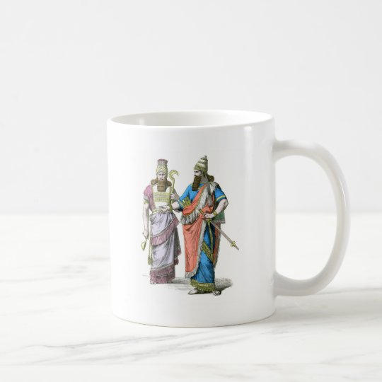 Assyrian High Priest and King Coffee Mug