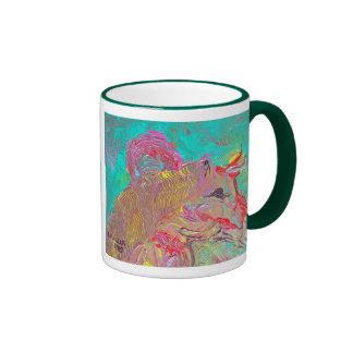 Assyrian Horse Mugs