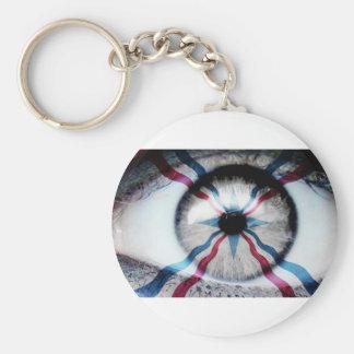 Assyrian Keychain