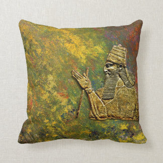 Assyrian King Pillow