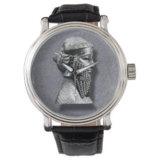 Assyrian king Sargon II Watch