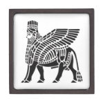 Assyrian Lamassu Premium Jewelry Boxes