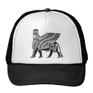 Assyrian Lamassu Trucker Hat