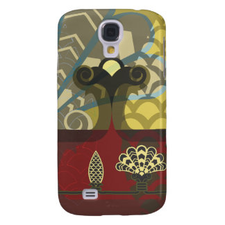 Assyrian Palace Galaxy S4 Cover