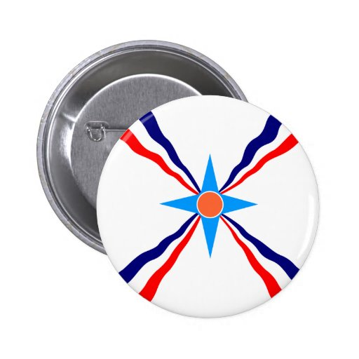 Assyrian People, Democratic Republic of the Congo Button