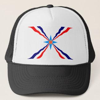 Assyrian People, Democratic Republic of the Congo Trucker Hat